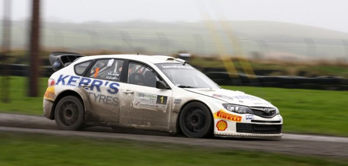 Eurocables Stages Rally at Kirkistown
