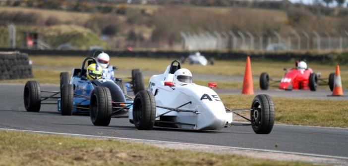 500MRCI Race Meet at Kirkistown