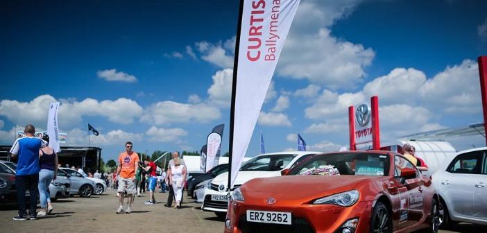 Ballymena Car Fest 2013 at