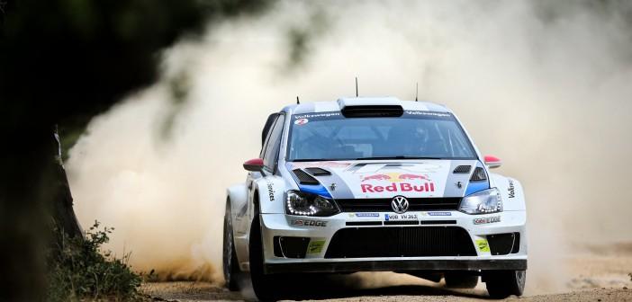 WRC Sardegna 2013 at
