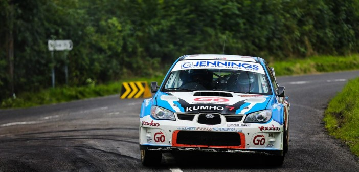 Todds Leap Ulster Rally 2013 at
