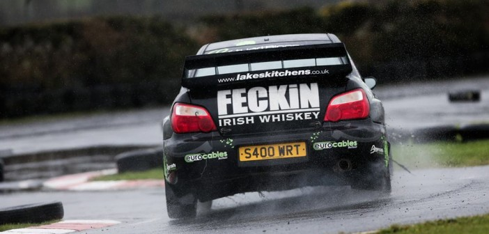 New Year Stages 2014 at Kirkistown Race Circuit