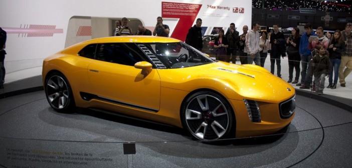 Geneva Motor Show 2014 at Palexpo