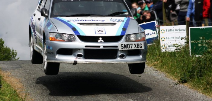 Donegal International Rally 2014 at Donegal