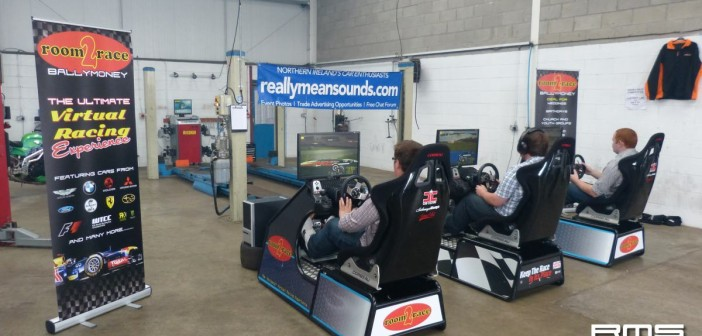 RMS Cars Tyres and BBQ at Kerrs Tyres Coleraine