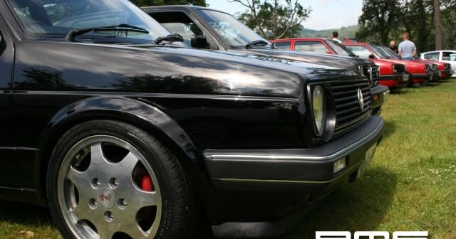 Club GTi Annual Show at Castlewellan Country Park