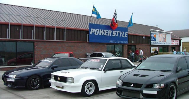 Power Style Open Day at Power Style Shop