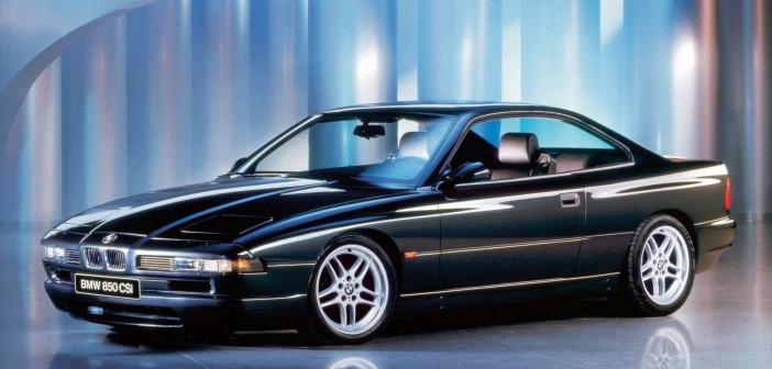 Retrospective : BMW 850 CSi