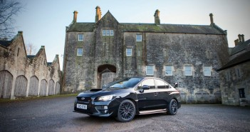 Subaru WRX STi: Return of the Saloon Racer