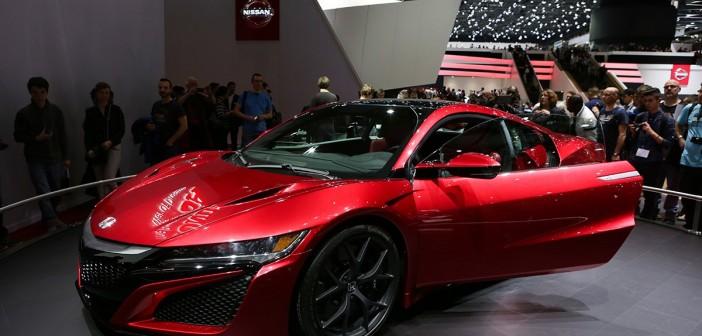 Geneva Motorshow 2015 - Heroes Reborn