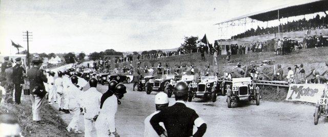 Ards TT and Dundrod TT - Ulster's Hidden Motorsport Heritage