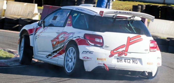 Circuit of Ireland 2015: Nutts Corner Preview