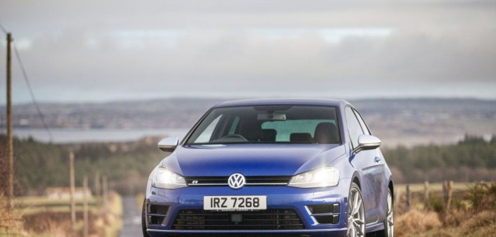 R is for Rapid: The New Volkswagen Golf R