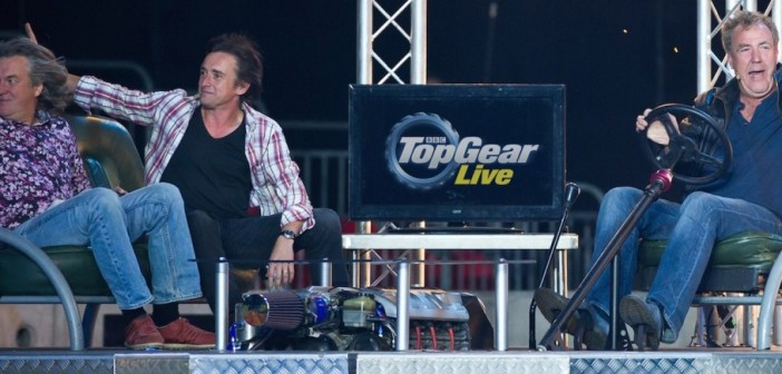 Top Gear Live: Still Coming to Belfast