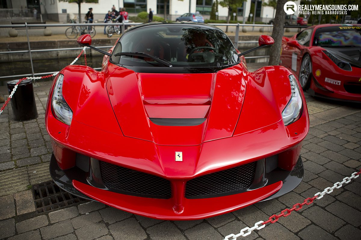 NI Italian Car Club Lisburn Show RMS Motoring - Italian car show