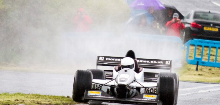 Undeterred in the Wet: Craigantlet Hill Climb