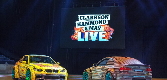 Exclusive: Clarkson, Hammond and May Live BMW M3s