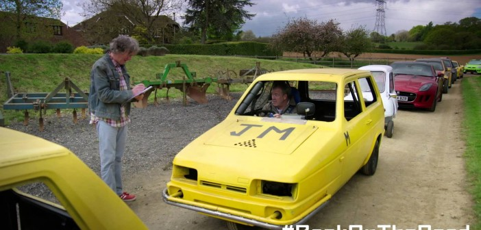 RMS Exclusive: Clarkson, Hammond and May Live Video