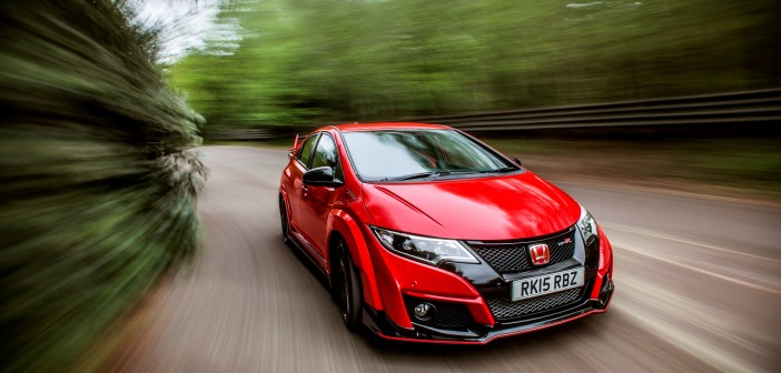 Fastest Type R to date – 2015 Honda Civic Type R