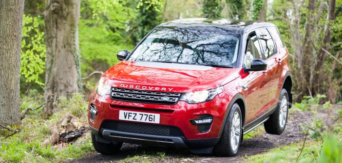 Land Rover: A Sporting Discovery