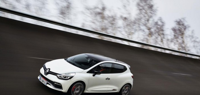 Full Details on the Clio Renaultsport 220 Trophy