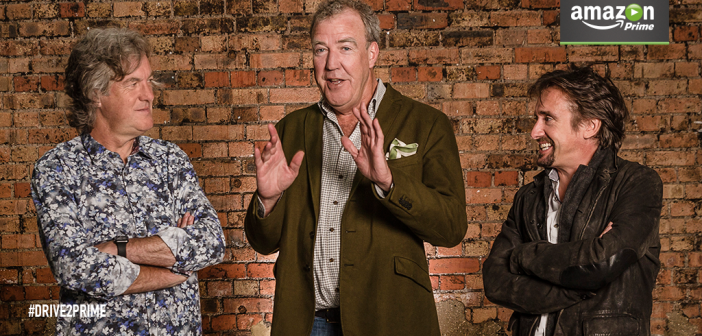 Former Top Gear Trio primed for Amazon