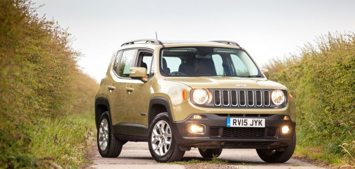 Renegade Master: Well done Jeep!