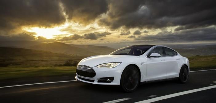 Tesla Model S gets 'Ludicrous' mode