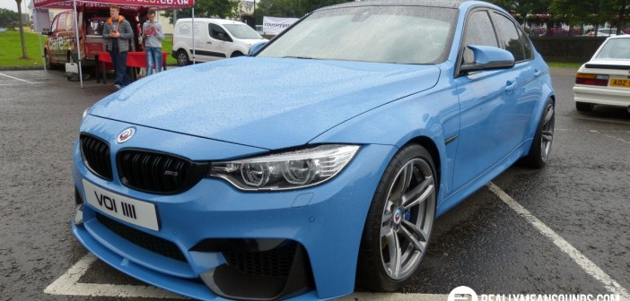 NI BMW Show Returns to Carrick Castle