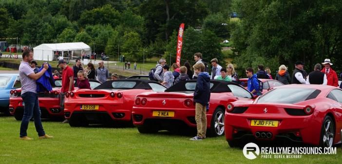 Car Fest North at Oulton Park