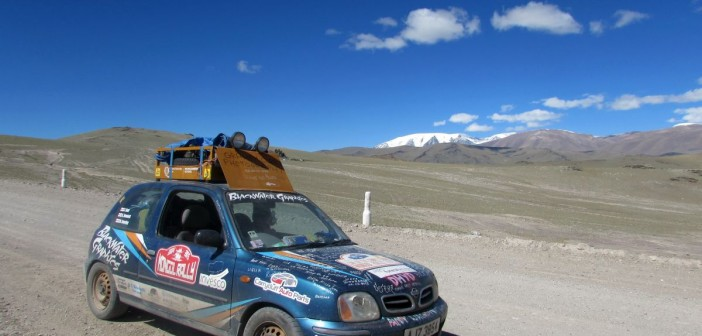Local Lads Raise £2000 for Tiny Life after Mongolian Adventure