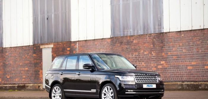 Range Rover Autobiography Driven