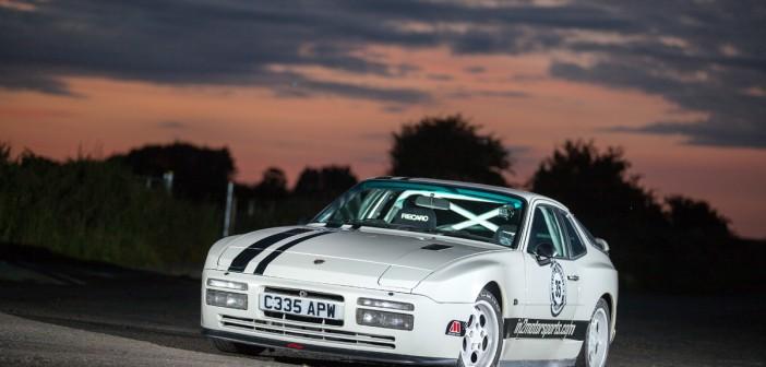 Porsche 944 Turbo Competition Car