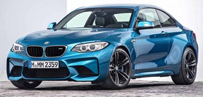 BMW M2 Breaks Cover