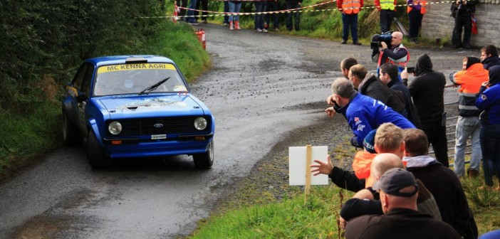 Boyle reaps a Harvest win in Donegal
