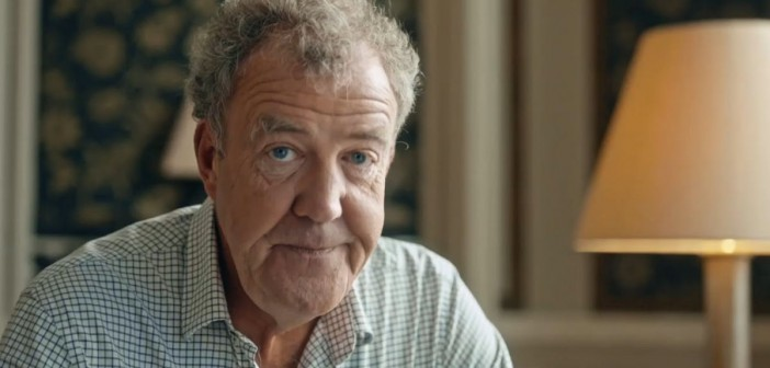 Clarkson takes dig at BBC in new Amazon Trailer
