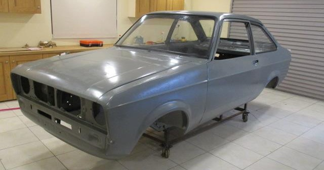 Old Fords Never Die - New Escort Mark II shells?