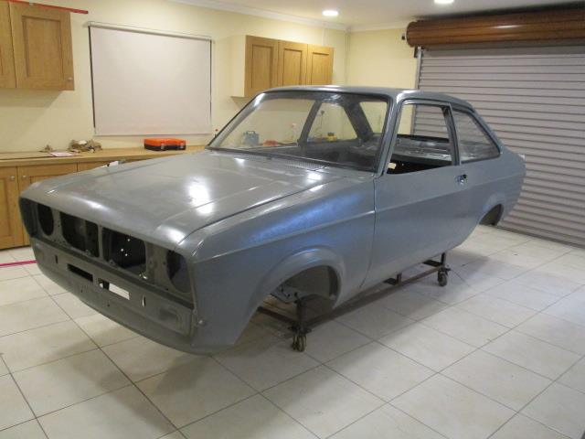 Old Fords Never Die – New Escort Mark II shells?