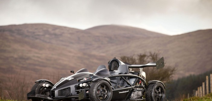 Ariel Atom: Supercharged Atomic Device