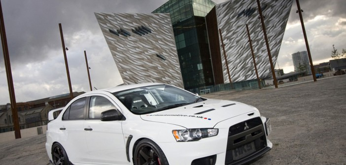 Evo X: Lancer's Ultimate Evolution