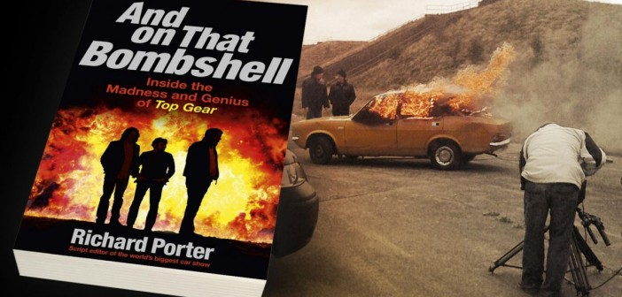 Book Review: And On That Bombshell by Richard Porter