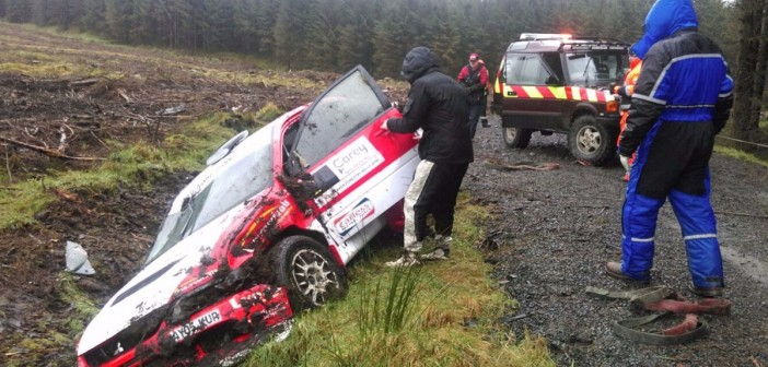 Icebreaker Rally - McKinstry the Master but Misery for Morrow