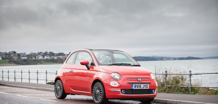 Fiat 500C is Best Enjoyed Topless