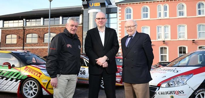 Irish Tarmac Rally Championship on UTV
