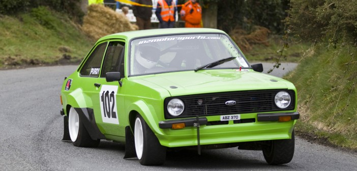 Feature: Ford Escort Mk2 Rally Car