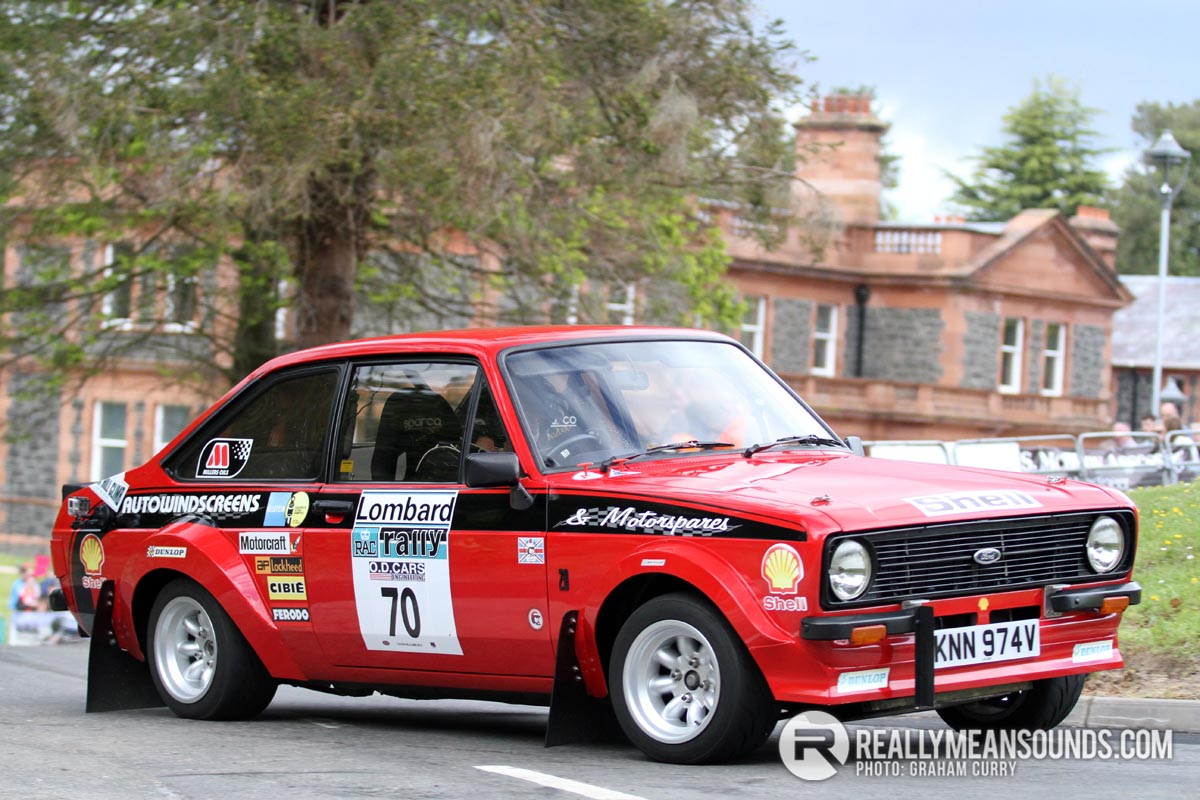 Chris Rogan\'s Mk2 Escort - RMS Motoring