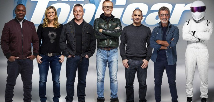Chris Evans Confirms 2016 Top Gear Team