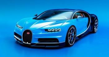 Geneva Motor Show 2016: Bugatti Chiron - an ultra-hypercar?