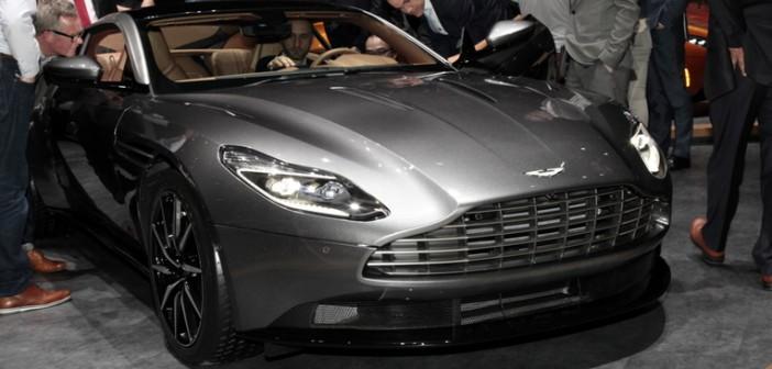 Geneva Motor Show 2016: Aston Martin DB11
