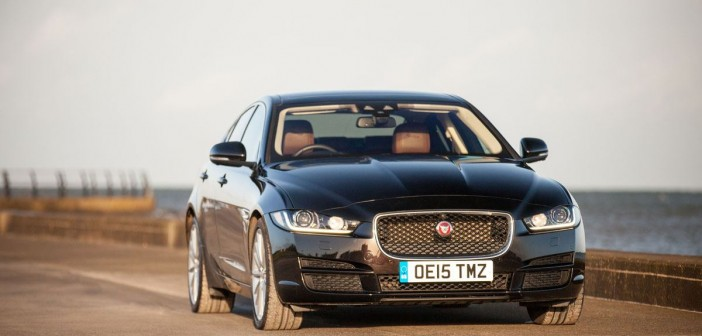 Jaguar XE Road Test